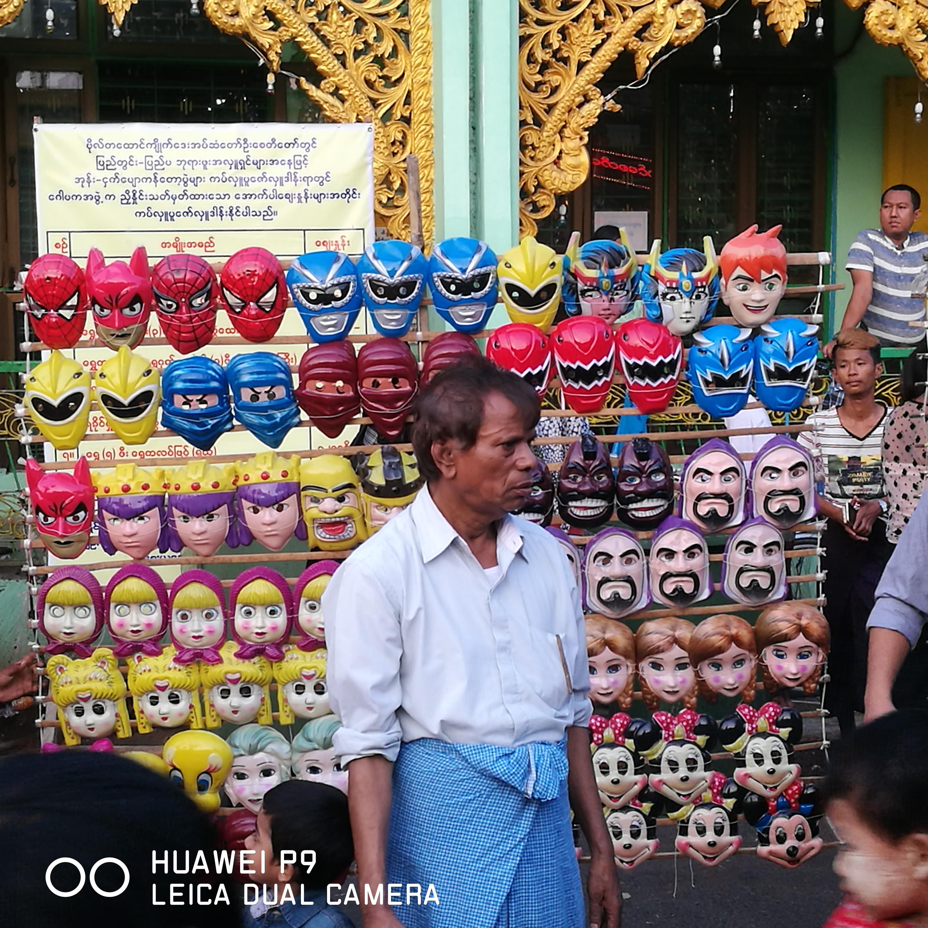 ミャンマーでのマーケット拡大に際しての正解
